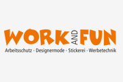Firmensignte – Work and Fun
